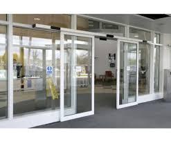 photos of automatic sliding door uk