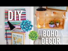 Small Picture DIY Bohemian Room Decor and DIY Life Hacks YouTube