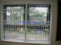 Decorative Security Grilles For Windows Security Bars Security Grilles London Leighton Ironcraft