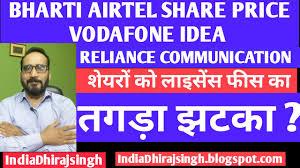 Bharti Airtel Share Price History Chart