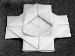 Paper Napkin Folding Flower Gorgeous Examples Different Types Of Paper Napkin Folds How