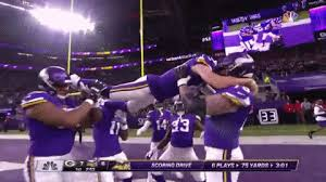 New Trending Gif On Giphy Follow Jagilsdorf For More Jagilsdorf Com Minnesota Vikings Vikings Vikings Football