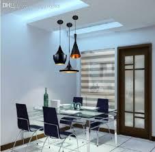 whole 3 size india suspend lighting aluminum metertals pendant lamp bar coffee restaurant cloth hanging light lamp light socket
