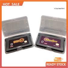 Chỉ 93,960đ Băng Chơi Game Sun Lost Cho Máy Game Boy Advance