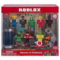 <b>Игровой</b> набор Jazwares <b>Roblox</b> Герои Роблоксии 10763 ...