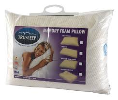 memory foam mattress topper packaging. Trusleep TRADITIONAL PILLOW Memory Foam Mattress Topper Packaging A