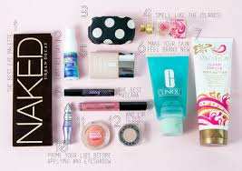 my makeup necessities a giveaway