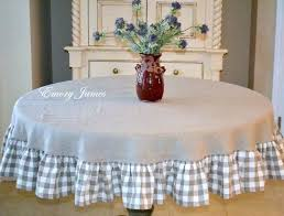 jacquard tablecloth french country 70 inch round