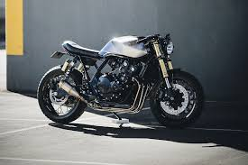 the scout honda cb400 cafe racer return of the cafe racers