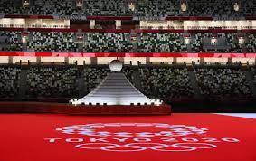 أخبار الرياضة : افتتاح أولمبياد طوكيو 2020 (صور)