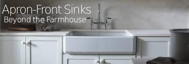 kohler canada trends apron front sinks beyond the farmhouse