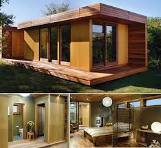 Small Picture 51 Modern Tiny House Floor Plans Wooden Modern Small House Plans