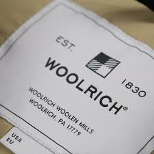 Woolrich Arctic Parka Df Jacket Melton Blue Country