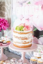 How to make Beautiful NAKED CAKES Just Destiny