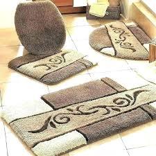 small bath rug plush bathroom rugs