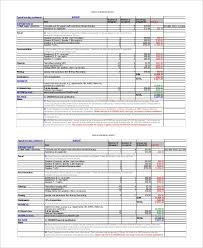 conference budget spreadsheet 10 conference budget templates free sample example format