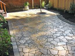 ... Full size of Stone Patio Ideas Pinterest Whiz Q Patio Lifestyle  Displays Stone Patio Ideas With ...