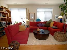 Living Rooms With Area Rugs Contemporary Living Room With Built In Bookshelf Hardwood Floors
