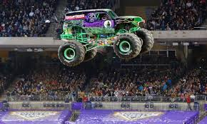Monster Jam Atlanta Seating Chart Monster Jam Show Monster Jam Groupon