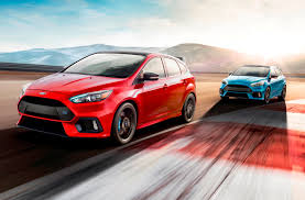 2018 ford focus rs.  2018 limited edition 2018 ford focus rs intended ford focus rs 0