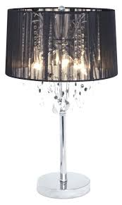 white chandelier table lamp crystal shade table lamp black thread chandelier shabby chic mulberry moon 6 white chandelier table lamp