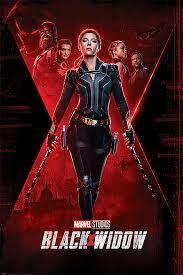 Black Widow Poster Marvel Teaser ...