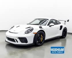 Porsche 911 gt2 weissach package 70th anniversary. Woodhouse Used 2019 Porsche 911 For Sale Porsche Omaha