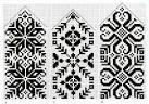 Вязание спицами-скандинавские узоры