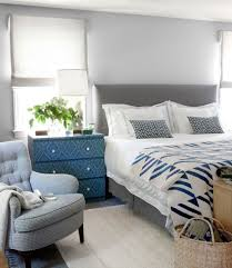 Blue Grey Bedroom Decorating Ideas Photo   6