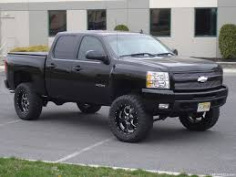 Lifted 2010 Chevy (Chevrolet) Trucks with some SUVs & Crossovers ...