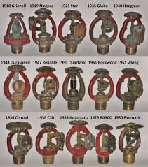 best fire sprinkler ideas fire sprinkler system  red color coded fire sprinkler collection