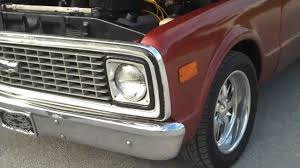 Chevy C10 1971 Stepside Pickup For Sale or Trade -SOLD- - YouTube