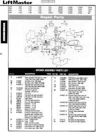 Garage Door liftmaster garage door opener manual photos : Wiring diagram for a liftmaster garage door opener