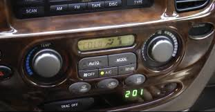 car air conditioning system. step 1blast the ac car air conditioning system p