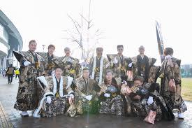 超ド派手北九州市の成人式に行ってみたら予想通りヤバかった 豪華