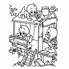 25 Het Beste Donald Duck Familie Kleurplaat Mandala Kleurplaat