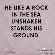Rock Quotes Inspiration Virgil Quotes QuoteHD