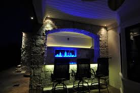 Kitchen Bar Lighting Kitchen Bars And Grills Outdoor Lighting In Chicago Il
