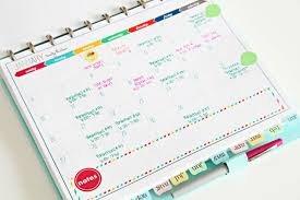 Making A Daily Planner How To Make A Diy Personal Planner