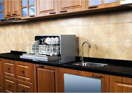 dishwasher countertop