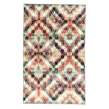pink and brown area rug aqua and brown area rugs power loomed aqua pink ivory area