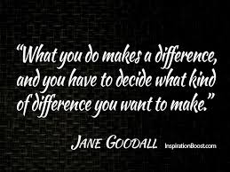 Jane Goodall Quotes Delectable JaneGoodallQuotes Inspiration Boost