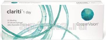<b>Clariti 1</b> day однодневные <b>контактные линзы</b> /-1,00/ n30 - цена ...