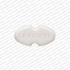 Levoxyl Color Chart Levothyroxine 100 Mcg Color