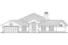 Hexagon House Design Plans Hexagonal House Plan Sierra Front Elevation Home Plans