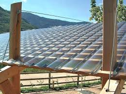 corrugated polycarbonate roof panel translucent roof panels clear corrugated stunning fiberglass skylight and decorating ideas 2