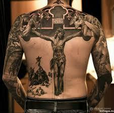 человек с татуировкой христианин или собака добропольский округ