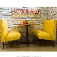 Kitchen Booth Furniture Retro Diner Booths Kitchen Booths And Diner Furniture At
