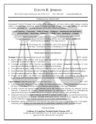 Paralegal Resume Template Awesome Paralegal Resume Example Paralegal Ninja Pinterest Paralegal