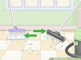 image titled clean vinyl composition tile step 1